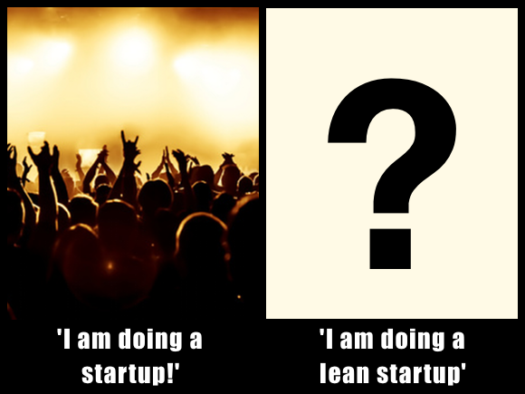 startup vs lean startup Lean Startup: The 3 main steps to build a lean startup